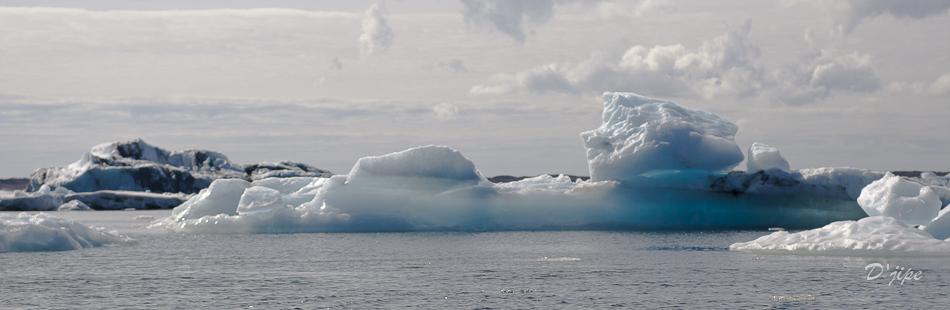 608_Le glacier Vatnajökull, le lagon Jökulsàrlon